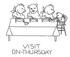 Joseph Walker 46 Days of the Week Pigs for Tea Towels Vintage Embroidery, Embroidery Applique, Embroidery Patterns, Embroidery Transfers, Tea Towels, Needlework, Projects To Try, Cross Stitch, Crafty