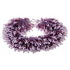 Royal Leaves Bracelet Kit by Jill Wiseman Designs | Fusion Beads