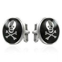 Stainless Skull Cufflinks by Cuff-Daddy Cuff-Daddy. $29.99. Arrives in hard-sided, presentation box suitable for gifting.. Made by Cuff-Daddy. Save 57%!