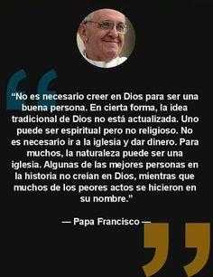noexistelalocura: PAPA FRANCISCO                                                                                                                                                      Más