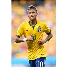 #Brazil 0 X 0 #Mexico - 17/06/2014  _____________________________________ #Brasil #Brasileira #Brazil #Seleção #soccer #FootBall #seleçãobrasileira #CBF #Follow #FollowMe #Nike #FIFA #2014 #brazilingram #rumoaohexa #ouseserbrasileiro #worldcup #worldcup2014 #BrasilFootballNationalTeam @Sidney Paris #10