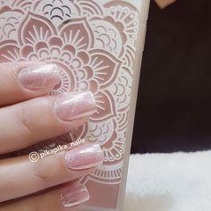secret color : sakura  #셀프네일 #cute #metallicnails #fashion #art #watercolor #beauty #ネイルサロン #blingblingnails nails #naildesign #nailsalon #selfnail #nail #네일 #design #polish #wedding #watercolornail #ネイルアート #pikapika_nails #ネイル #nailswag #nailart #수채화네일 #젤아트 #starrynails #gelnail #mirrornails #nailpolish #shatteredglassnails