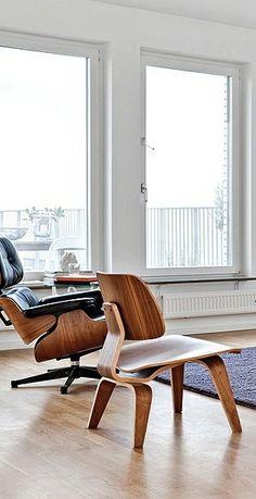 Via Nordic Days | Eames-friendly Apartment www.nordicdays.nl