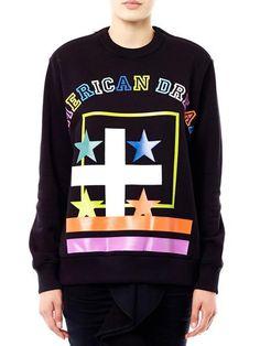 a1819090924 American Dream Sweatshirt - Lyst Givenchy Women