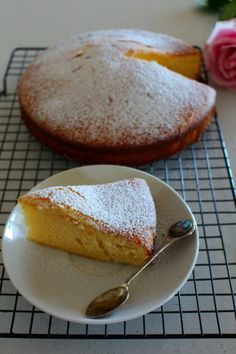4 ingredient sweetened condensed milk cake the hungry mum Baking Recipes, Cake Recipes, Dessert Recipes, Köstliche Desserts, Delicious Desserts, Plated Desserts, Condensed Milk Desserts, Recipes With Condensed Milk, Condensed Milk Cookies
