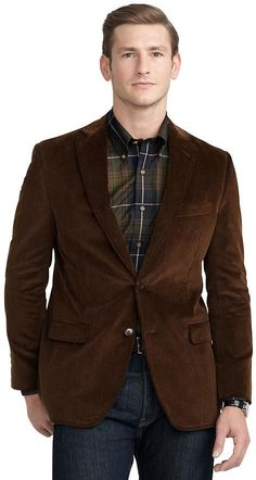 Fitzgerald Fit Relaxed Corduroy Sport Coat