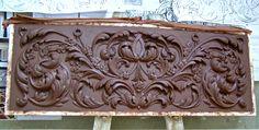 Resultado de imagen de panel ornamental