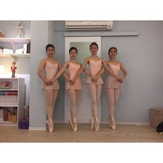 Young dancers wearing Safir.