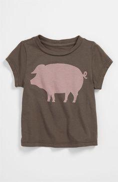 Oink oink.
