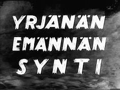 Vanhat suomalaiset elokuvat [Old Finnish movies], 1943