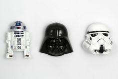 Star Wars belt buckles!