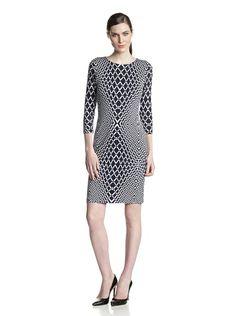 Karen Kane Women's Optic Sheath Dress, http://www.myhabit.com/redirect/ref=qd_sw_dp_pi_li?url=http%3A%2F%2Fwww.myhabit.com%2Fdp%2FB00DGPJ8QI
