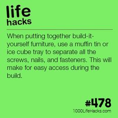 Improve your life one hack at a time. 1000 Life Hacks, DIYs, tips, tricks and More. Start living life to the fullest! Hacks Diy, Home Hacks, Cleaning Hacks, Tips And Tricks, Simple Life Hacks, Useful Life Hacks, Makeup Tricks, Apartment Life Hacks, 1000 Lifehacks
