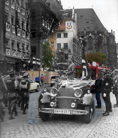 Hitler in Nurnberg (Photography by Michael de Vreugd www.michaeldevreugd.wordpress.com)