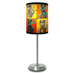 Cat Dog Lamp now featured on Fab. Tech Accessories, Table Lamp, Cats, Classic, Dog, Future House, Design, Home Decor, Friends
