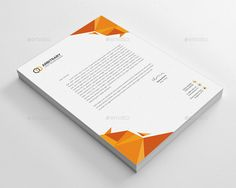 Letterhead Templates For All Types Of Business