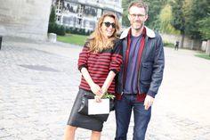 Mademoiselle Agnès et le réalisateur Loïc Prigent http://www.vogue.fr/defiles/street-looks/diaporama/street-looks-a-la-fashion-week-printemps-ete-2014-de-paris-jour-3/15431/image/853918#!mademoiselle-agnes-et-le-realisateur-loic-prigent