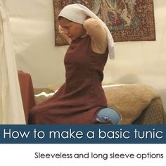 How to make a basic tunic