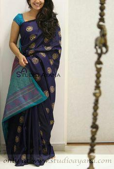Pinterest @ yashu kumar /saree ideas