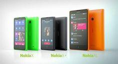Nokia annonce sa gamme Nokia X, X+