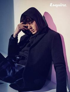 Jung Il Woo - Esquire