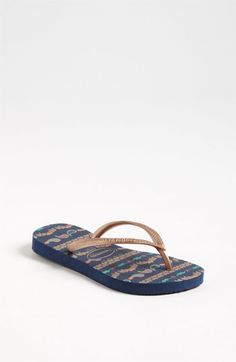 ff36ddb9da30d Havaianas  Slim Garden  Flip Flop (Toddler  amp  Little Kid) available at