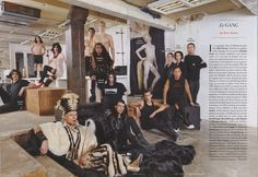 Image result for vanity fair editorial