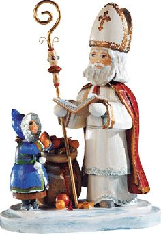 """Heiliger Nikolaus"""