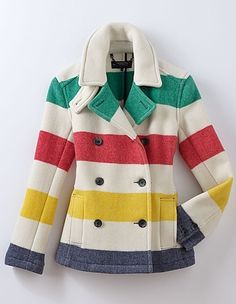 because I hate how people only ever wear dark colors in the winter/ for their coats :) this is adorable!