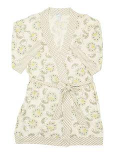 Pattern Play Kimono Robe