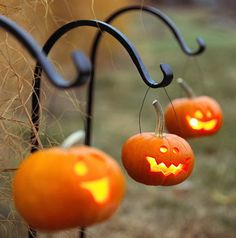 Scary Outdoor Halloween Decorations And Silhouettes_02