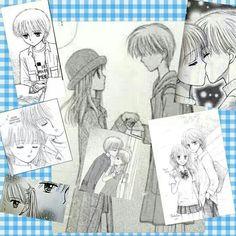 Sana e Akito. Love <3