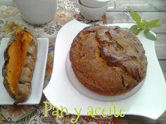 Pan y aceite: BIZCOCHO DE BATATA