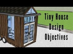▶ Living Big in a Tiny House - Our tiny house design objectives - YouTube