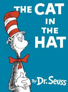 Have a ball with Dr. Seuss and the Cat in the Hat in this classic picture book.but don't forget to clean up your mess! A dreary day turns into a. Dr. Seuss, Dr Seuss Hat, Good Books, Books To Read, My Books, Dr Suess Books, Theodor Seuss Geisel, Reading For Beginners, Little Library