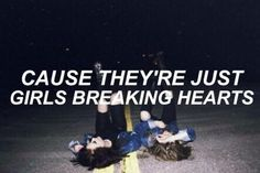 Girls // The 1975