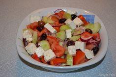Insalata greca, scopri la ricetta: http://www.misya.info/ricetta/insalata-greca.htm