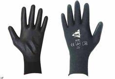 Gant polyuréthane noir - Code produit: 3803369 - Cliquez sur la photo pour voir la fiche produit
