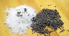 Check out this natural lavender bath recipe.