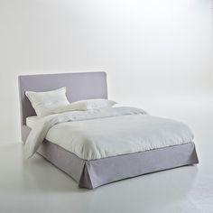 Funda integral cabecero + marco cama 100% algodón Walla