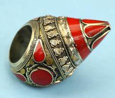 Ethnic ring, jewelry