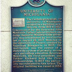 University of Michigania