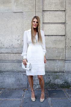 Street looks à la Fashion Week haute couture - Jour 3