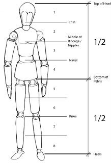 step by step worksheet how to draw the human body google search