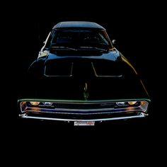1968 Dodge Charger R/T Avatar - Black II