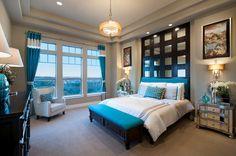 Contemporary Bedroom Ideas with Unique Interior Design