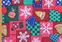Annalee Doll Christmas Fabric for the Year 2002. To view the complete collection of Annalee Doll Christmas Fabric please visit http://www.suecoffee.com/Christmas-Fabric.html