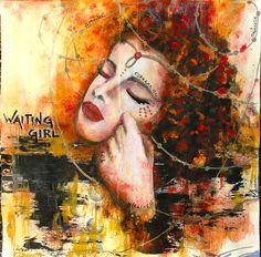 ManuCreAtiva-forever: Who I am ? il nuovo blog Mixed Media LAB lancia la...