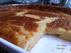 MY MAGIC THERAPY: QUESADA PASIEGA Thermomix Desserts, No Bake Desserts, Delicious Desserts, Yummy Food, Kitchen Recipes, Cooking Recipes, Cakes Plus, Different Cakes, My Dessert