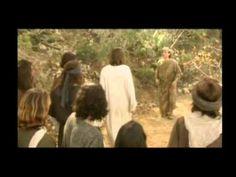 Jesús sana a un leproso -